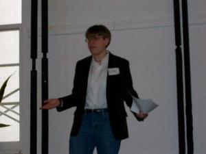 Presenting at KFANYC